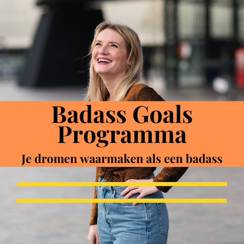 badass goals programma